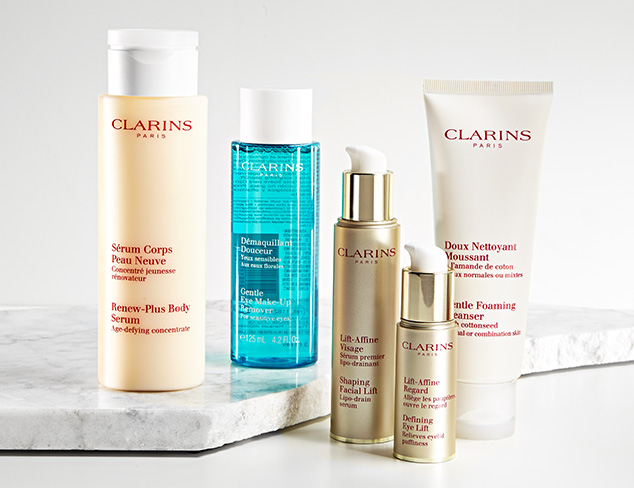 Brands We Love Clarins, Guerlain & More at MYHABIT