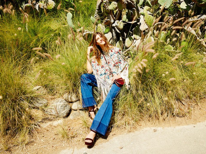 replica chloe marcie - How To Wear // Retro Bohemian for Pre-Fall 2015 \u2013 NAWO