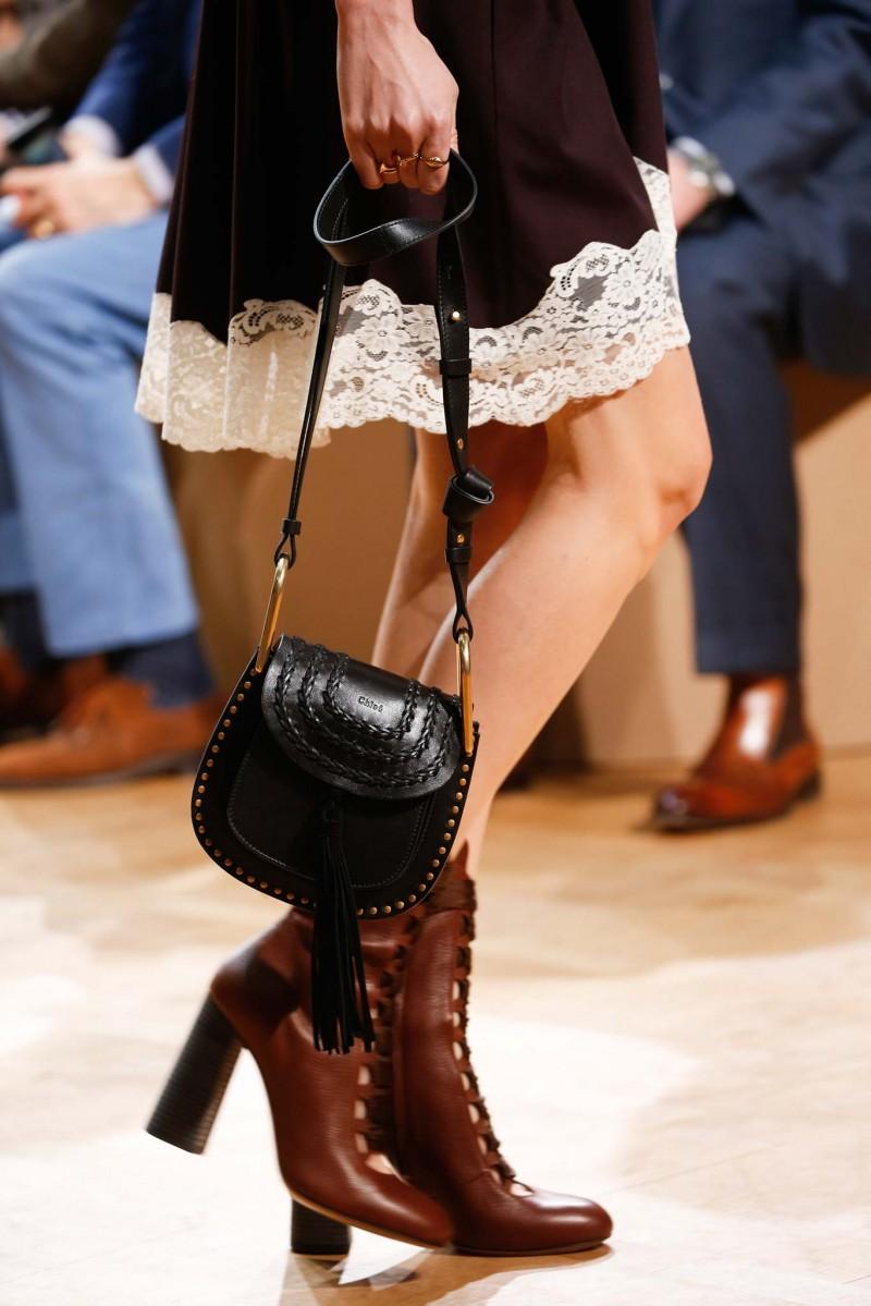 Chloe Hudson Medium Shoulder Bag