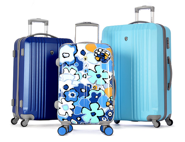 Choose Your Color Luggage at MYHABIT
