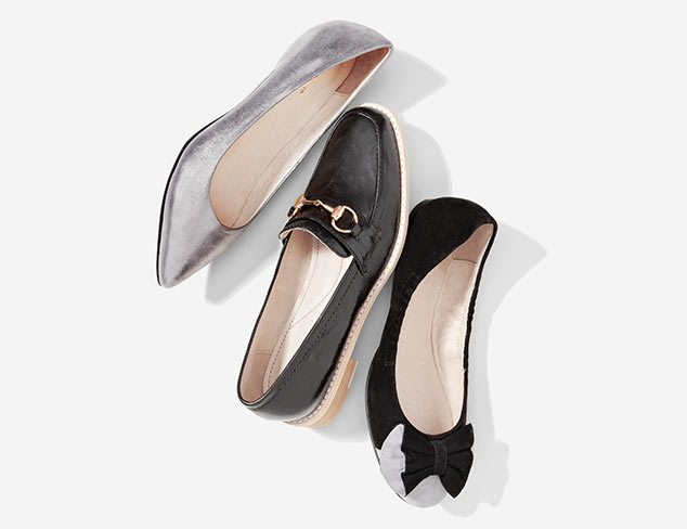 Comfy Chic Flats for Summer at MYHABIT