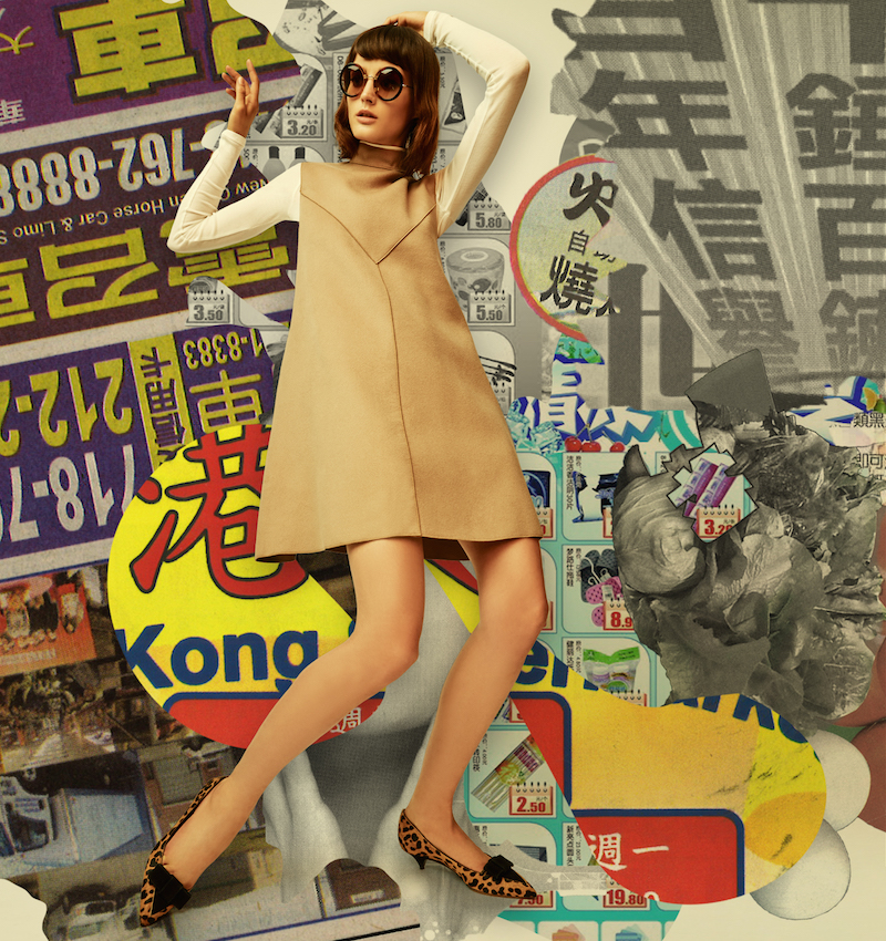 Mad For Mod 70s Retro Pre Fall 2015 Collection At Moda