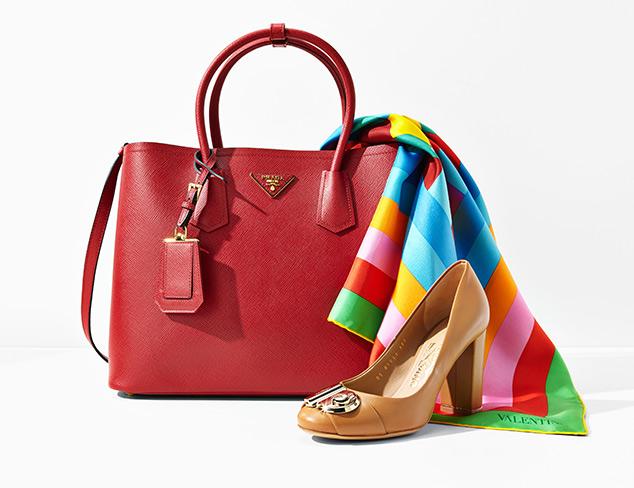 Designer Favorites Shoes, Scarves & Bags at MYHABIT