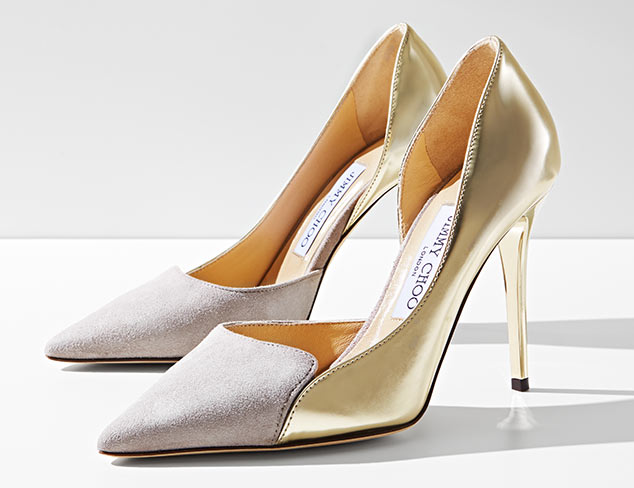 Designer Shoes feat. Jimmy Choo at MYHABIT