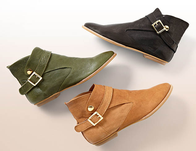 Fall Sneak Peek Transitional Shoes at MYHABIT