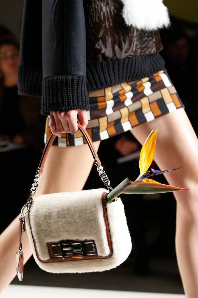 Fendi Fall 2015 Shoes and Handbags