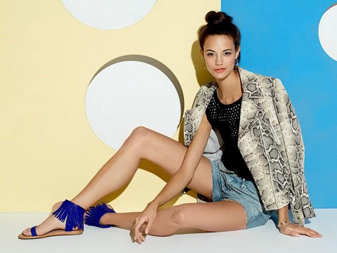 Generation Love Cotton Crochet Sleeveless Top
