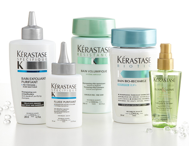 Healthy Hair feat. Kérastase at MYHABIT