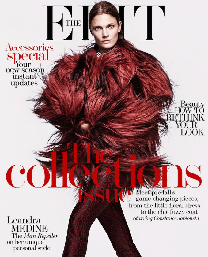 In The Spotlight: Constance Jablonski for The EDIT