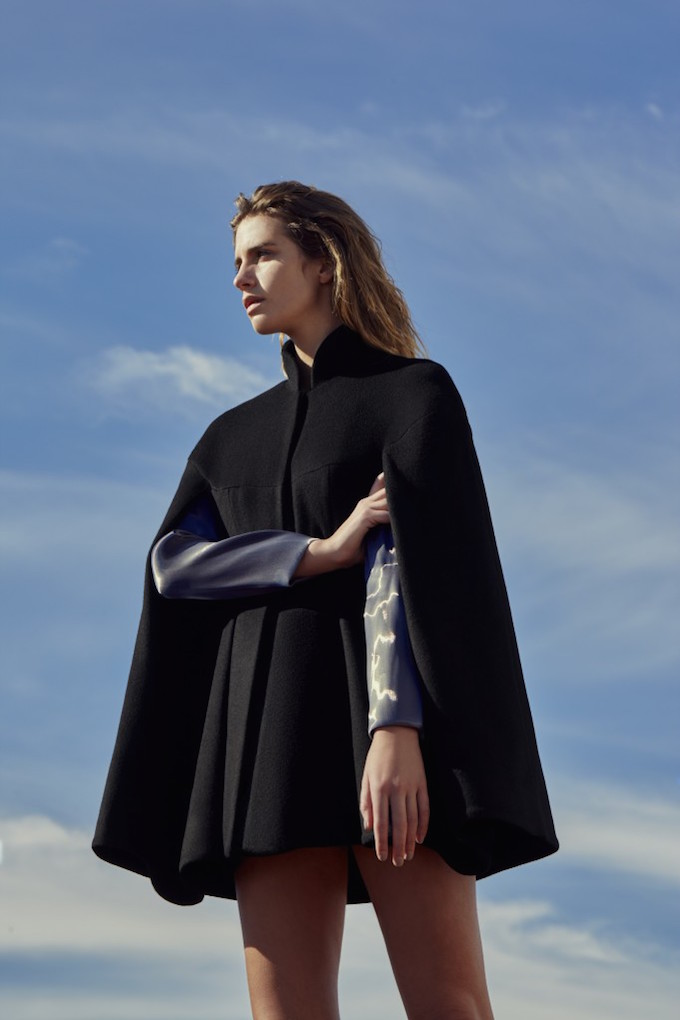 Iris van Herpen Coat