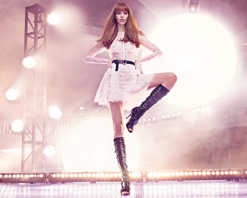 JIMMY CHOO Anneli Knee High Boot