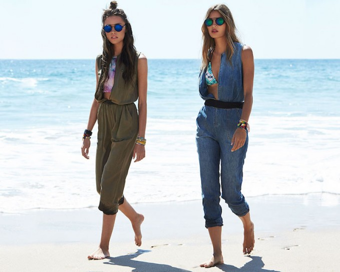 Just Jump: Summer 2015 Special Jumpsuit Collection at REVOLVE
