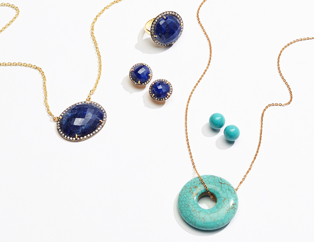 Liv Oliver Jewelry at MYHABIT