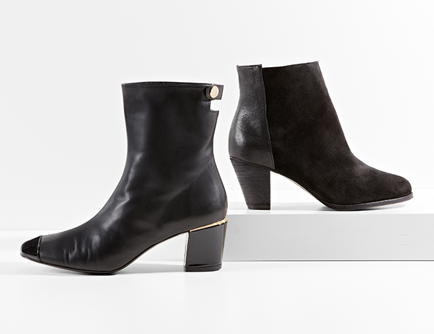 Looking Ahead Sleek Fall Boots at MYHABIT