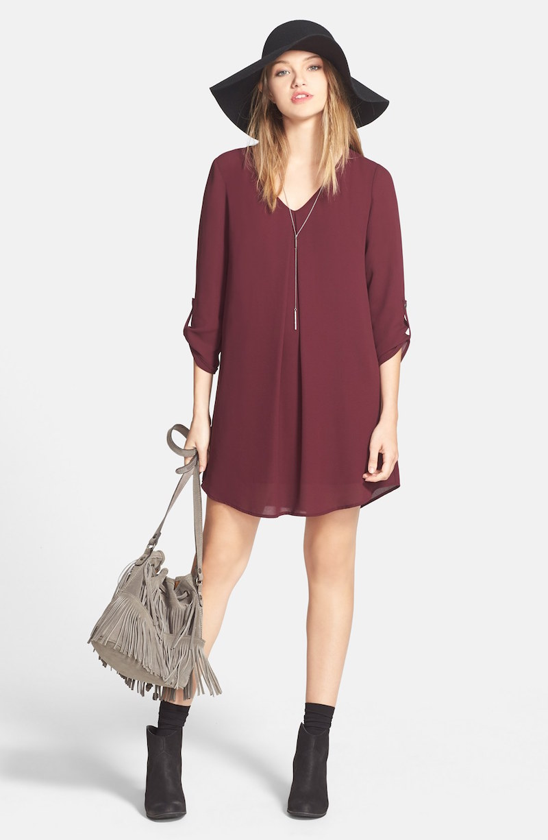 Lush Karly Shift Dress