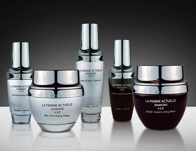 Luxury Skincare feat. La Femme & Donna Bella at MYHABIT