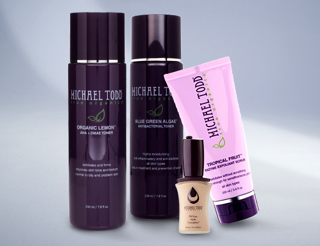 Michael Todd Skin Repair Cosmetics at MYHABIT