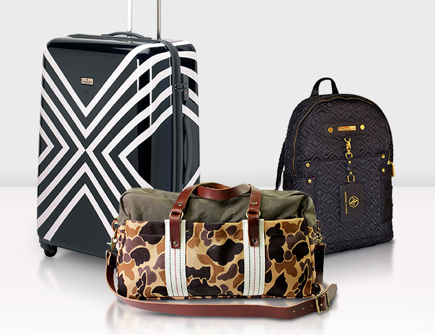 New Arrivals Luggage at MYHABIT