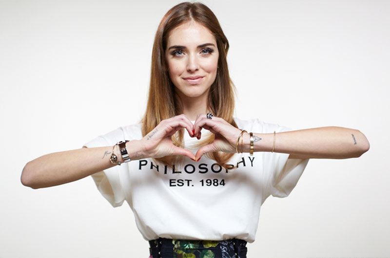 Philosophy di Lorenzo Serafini Logo Cotton Jersey T-Shirt