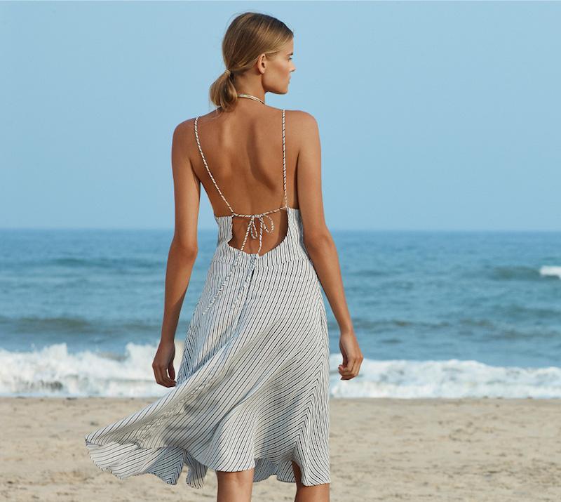 Privacy Please Shore Dress