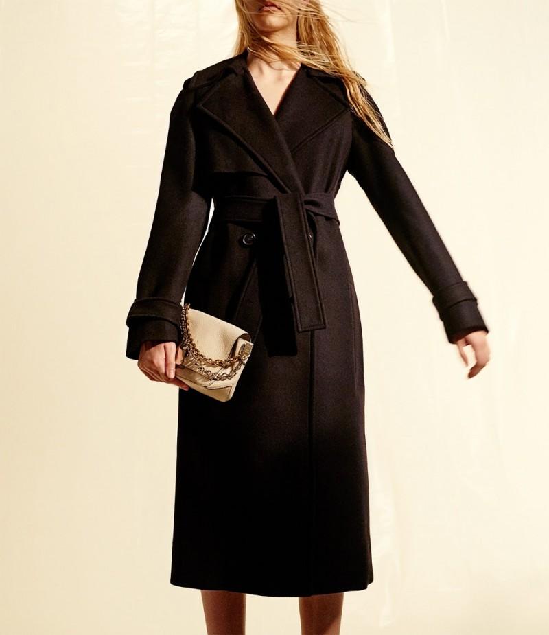 Proenza Schouler Melton Trench Coat