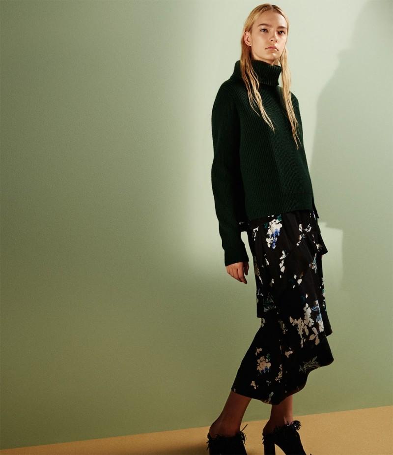 Proenza Schouler Turtleneck Sweater