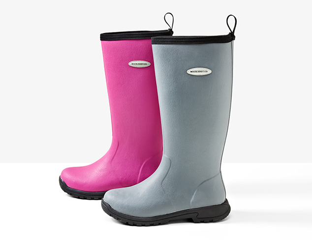 Rain Boots feat. Muck Boots at MYHABIT