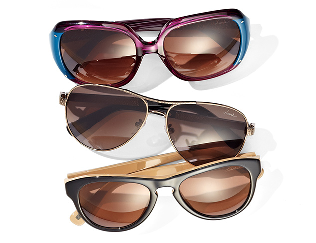 Shades with Attitude feat. Lanvin at MYHABIT