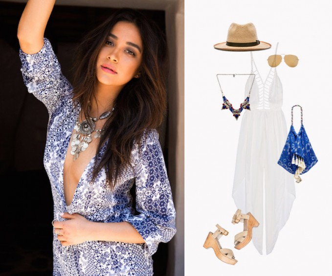 Shay Mitchell's Top 10 Summer Favorites 2015