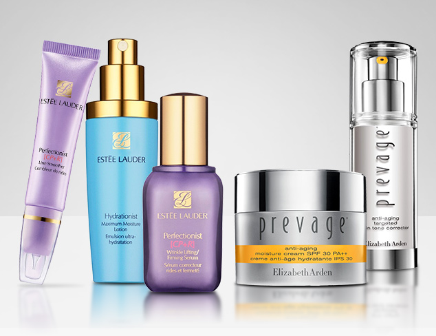 Skin Saviors Estée Lauder & More at MYHABIT