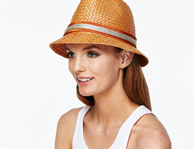 Statement Style Hats at MYHABIT