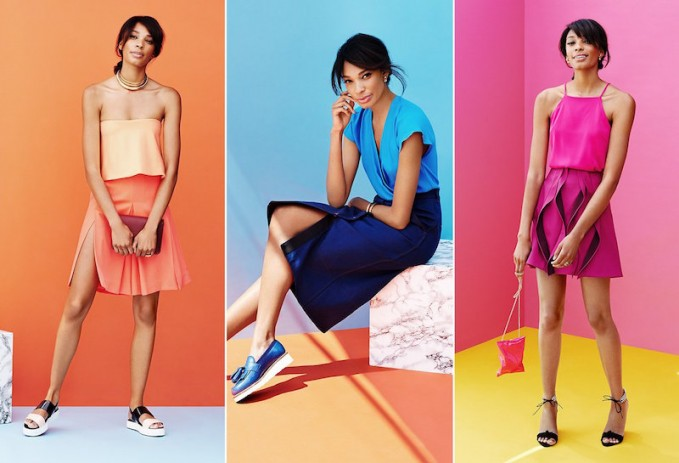 Go Bold or Go Home: Summer Brights Trend Lookbook