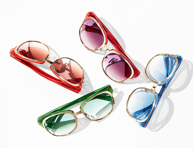 Summer Refresh Sunglasses at MYHABIT
