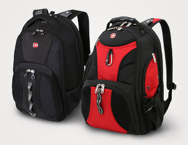 SwissGear & Olympia Backpacks at MYHABIT