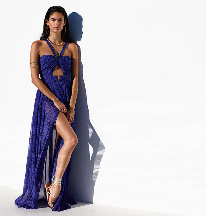 THE JETSET DIARIES His Touch Dress