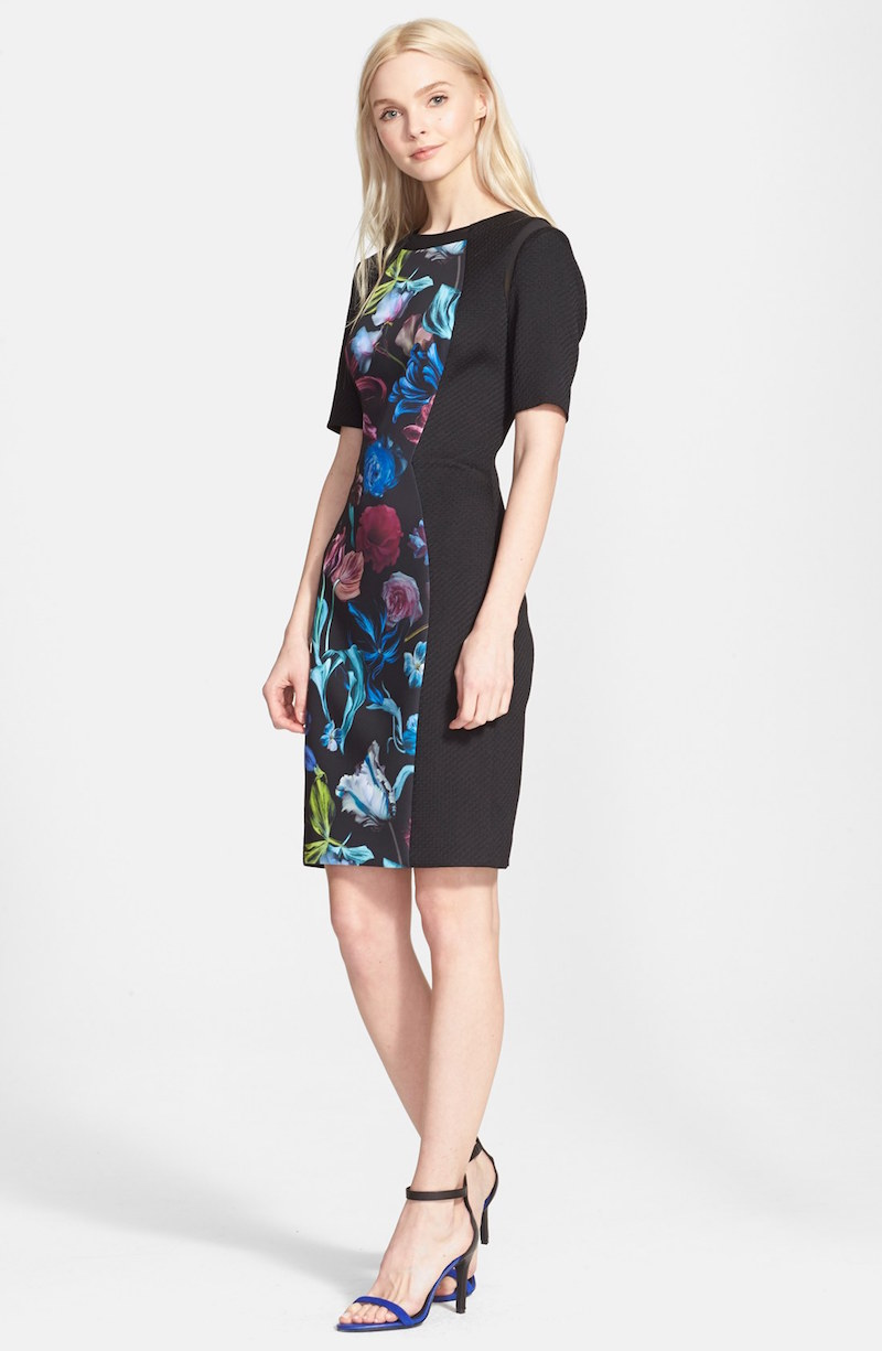 Ted Baker Abade Body-Con Dress