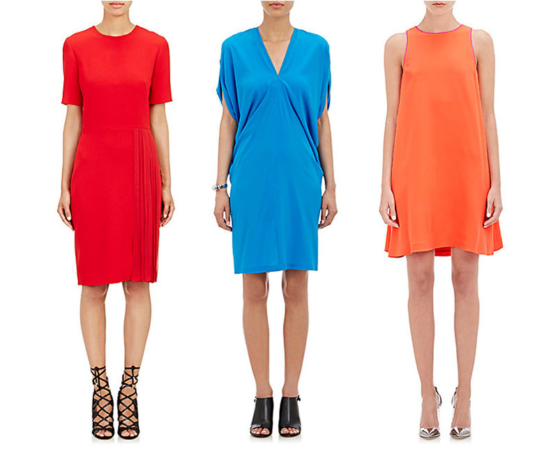 The Color Pop Dress at Barneys New York