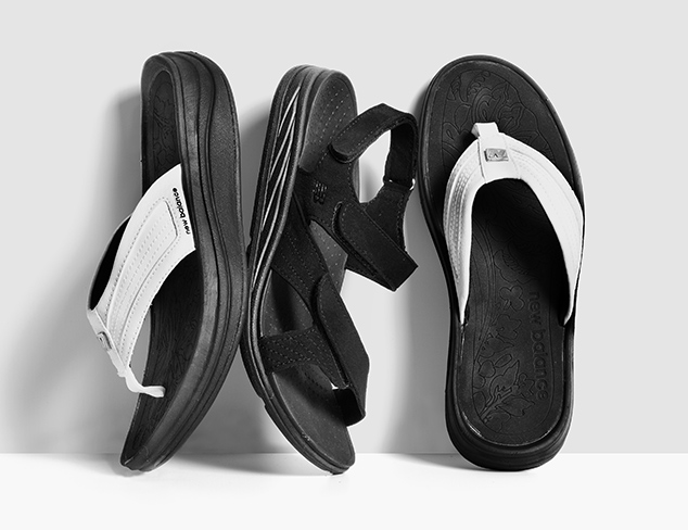 The Footbed Sandal at MYHABIT