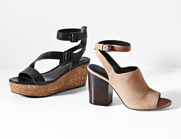 The Latest Shoes feat. Elie Tahari at MYHABIT