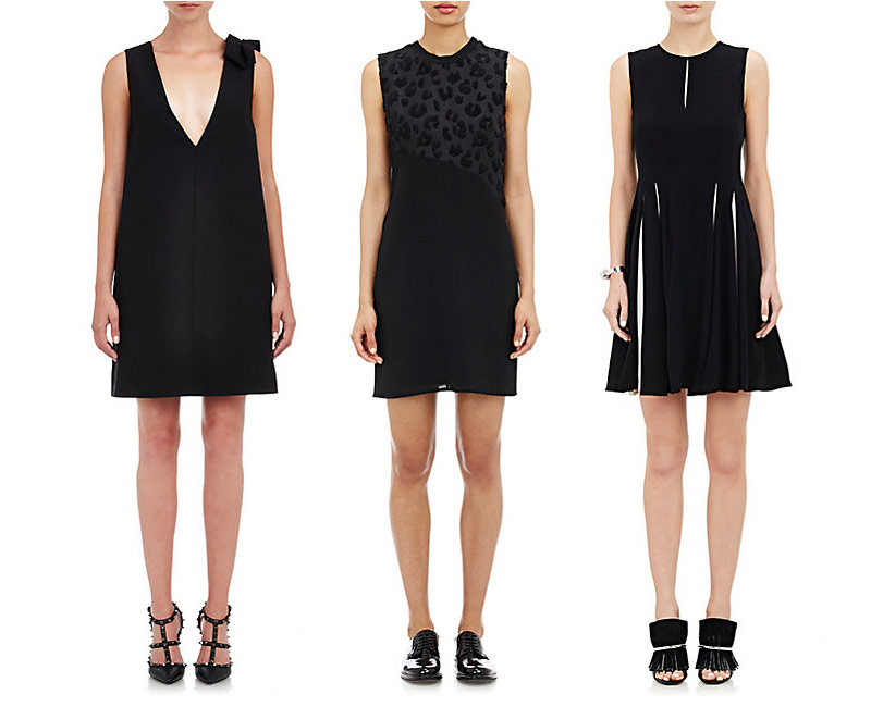 The Little Black Dress at Barneys New York