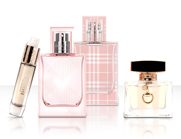 The Scent of Luxury Gucci, Burberry & More at MYHABIT