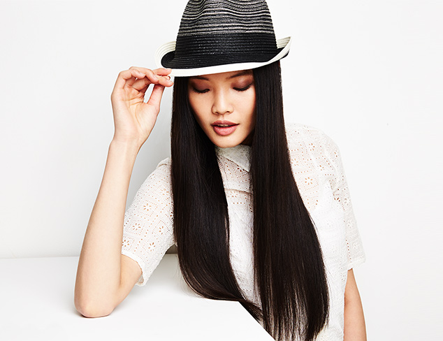 The Summer Hat at MYHABIT