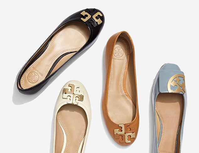 Tory Burch Shoes at MYHABIT