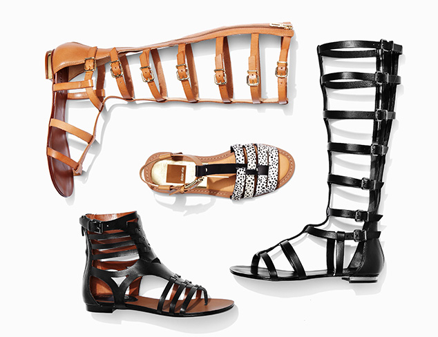 Trendspotting Gladiator Sandals at MYHABIT