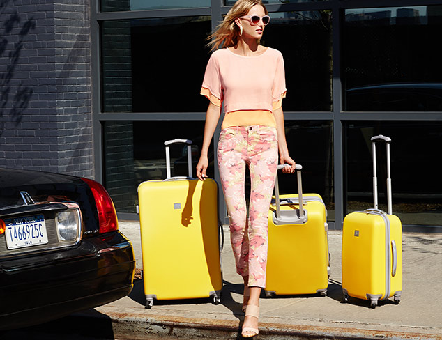 Up to 80 Off Anne Klein Luggage at MYHABIT