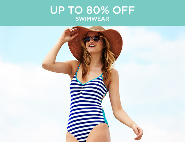Up to 80 Off Swimwear at MYHABIT