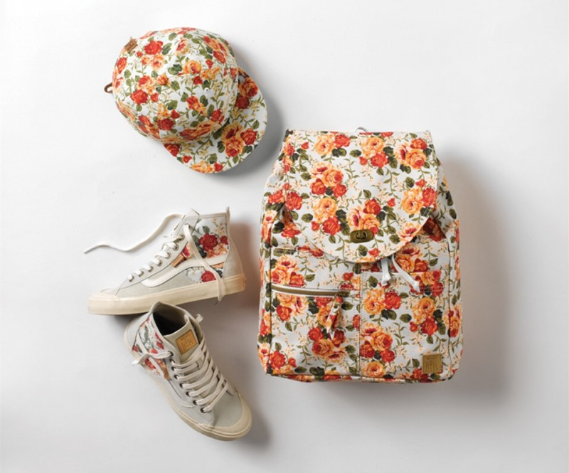 Vans Surf x Leila Hurst Leila Fashion Backpack-
