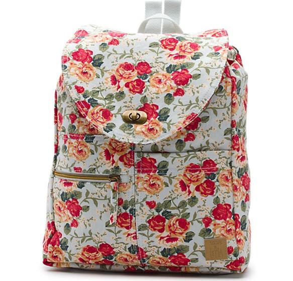 Vans Surf x Leila Hurst Leila Fashion Backpack