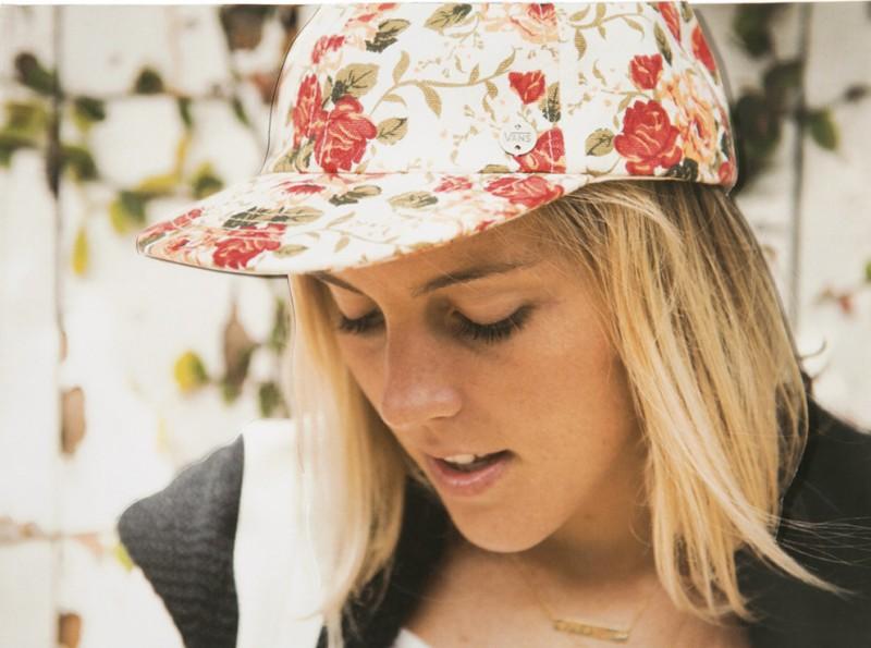 Vans Surf x Leila Hurst Leila Hat