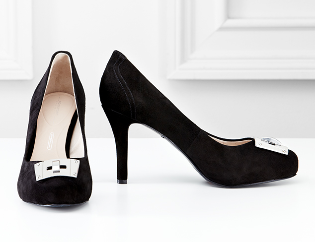 Wardrobe Staple The Pump at MYHABIT